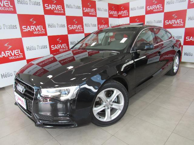 Audi A5 sportback attraction multitronic 2.0 tfsi 180 cv, 54mil km rodados, só DF