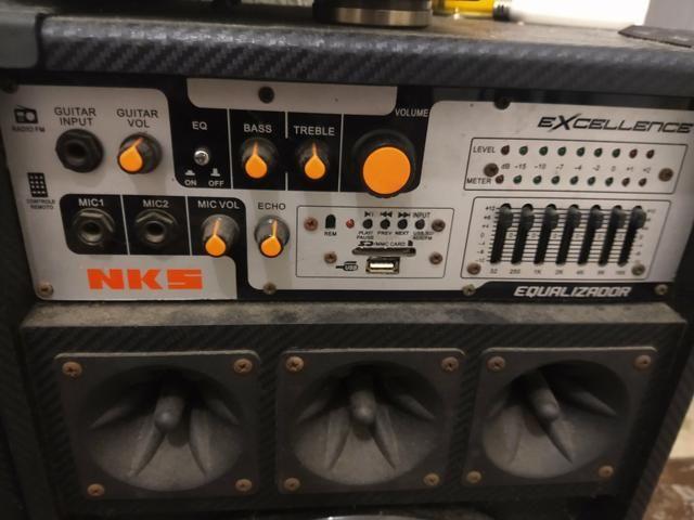 Caixa amplificada NKS Excellence - Foto 5