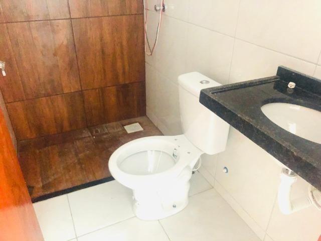 WS casa nova casa com 2 quartos, 2 banheiros em condominio - Foto 13