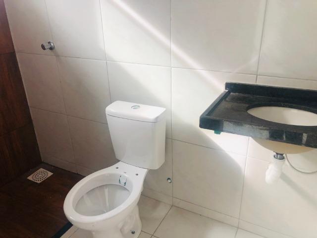WS casa nova casa com 2 quartos, 2 banheiros em condominio - Foto 12