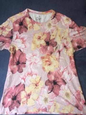Vestido da tommy e camisa pool $40,00 - Foto 2