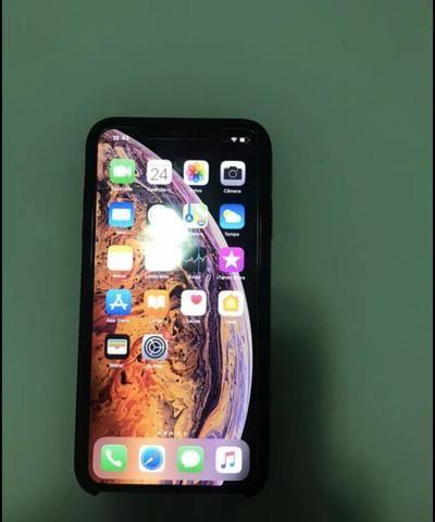 IPhone XS Max 64GB (garantia Apple até 22/04/2020)