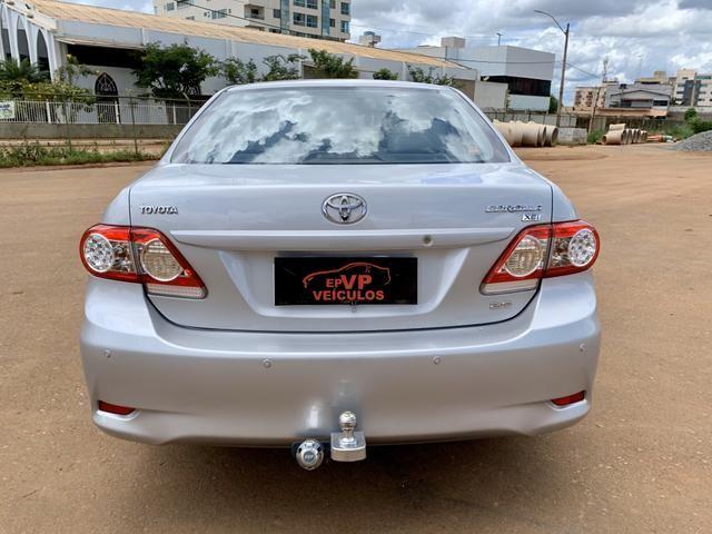 Toyota Corolla 2012 XEI automático ( Vendo à vista ou financiado ) Ac.troca - Foto 6