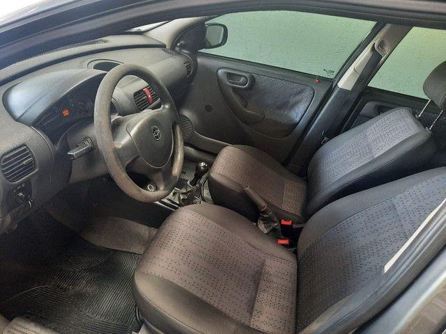 Corsa hatch max 1.4 ano 2011/ financio - Foto 6