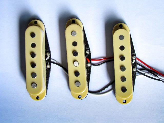 Set de Captadores Stratocaster