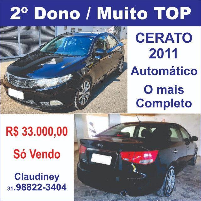 Cerato 2º Dono Muito TOP - Foto 8