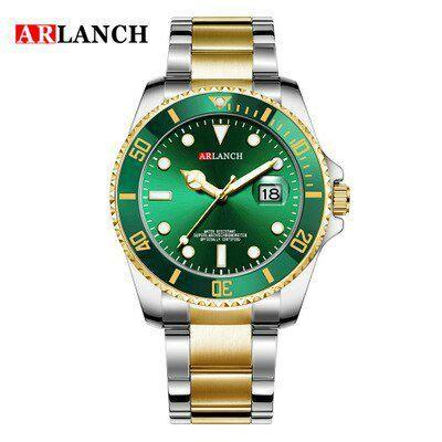 Relógio Arlanch Masculino Importado Pronta Entrega 3 Cores - Foto 2
