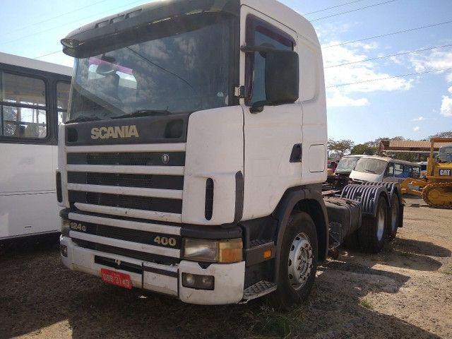 Scania 124G 400 cv