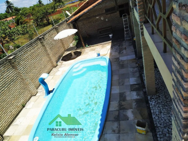 Agradável casa com piscina nas Carlotas em Paracuru - Foto 5