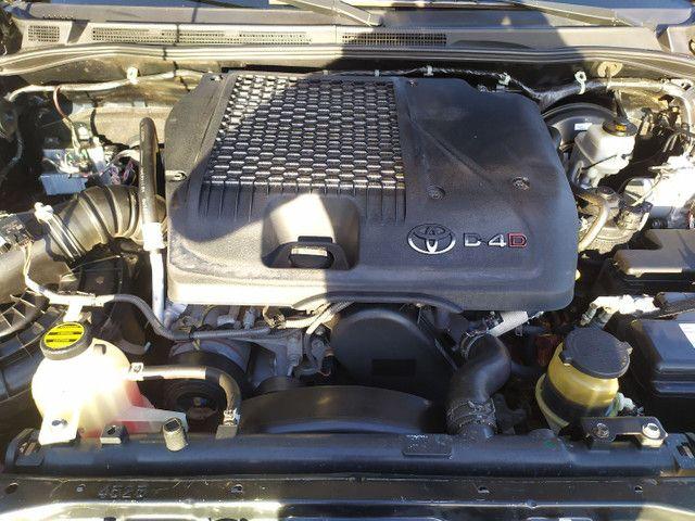 Hilux CD 4x4  SRV diesel 2013/2014 - Foto 6