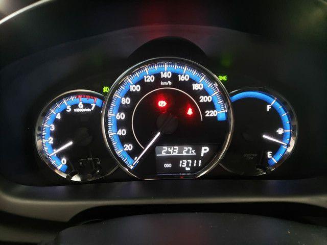 Toyota Yaris XL  1.3 Automático , mod 2020 garantia de fabrica , impecavel - Foto 15