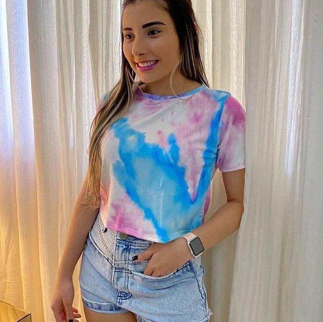 Vende-se blusas lindas - Foto 3