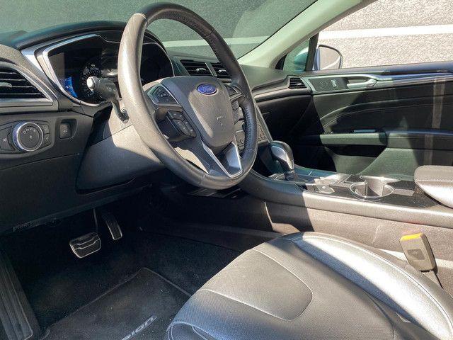 Ford fusion titanium fwd aut - Foto 5