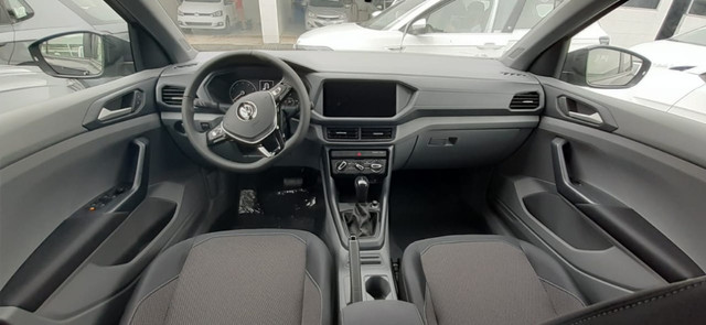 T Cross 200 TSI Aut - Exclusivo PCD - Foto 8