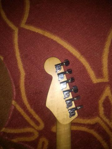 Vendo guitarra squier Califórnia! - Foto 3