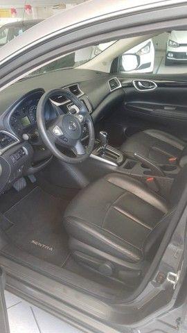 Nissan Sentra 2.0 SV Aut CVT 2019 - Foto 5