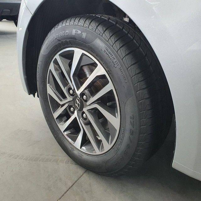 Hyundai HB20 1.0 Unique 2019  - Foto 9