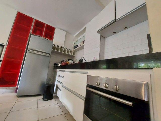 Apartamento Terreo de 3 quartos Pé na Areia Beach Living Porto das Dunas - Foto 18