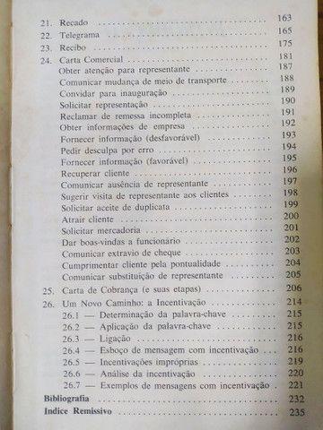 LIVRO TÉCNICAS DE REDAÇÃO - Foto 5
