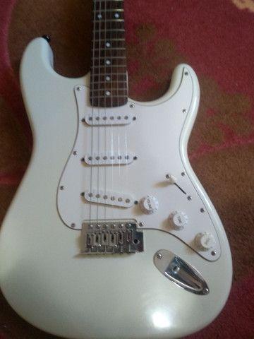 Vendo guitarra squier Califórnia! - Foto 4