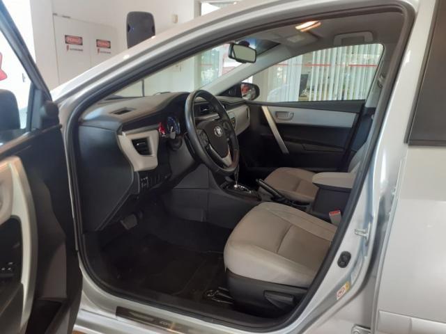 Toyota Corolla 2.0 XEI 16V FLEX 4P AUTOMATICO - Foto 8