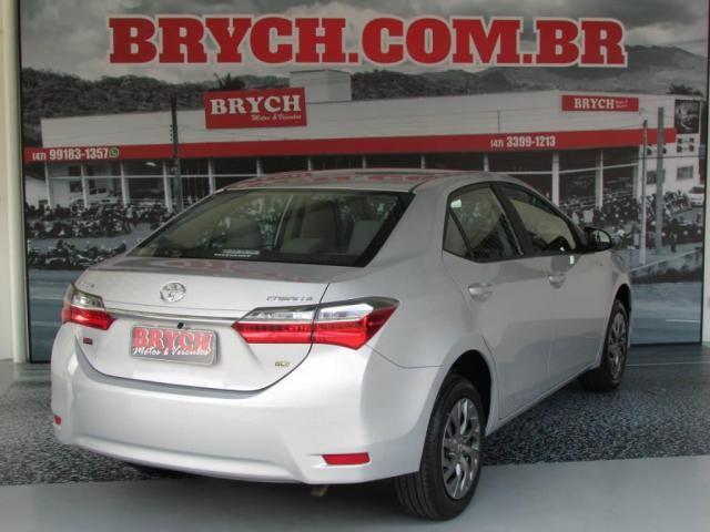Toyota Corolla GLI 1.8 CVT - Foto 3