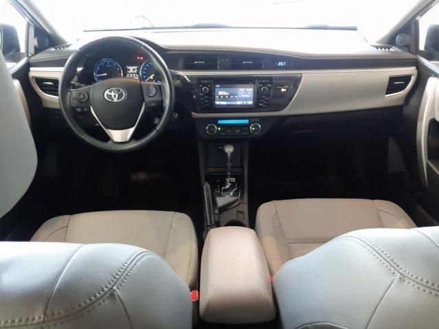 Toyota Corolla 2.0 XEI 16V FLEX 4P AUTOMATICO - Foto 9