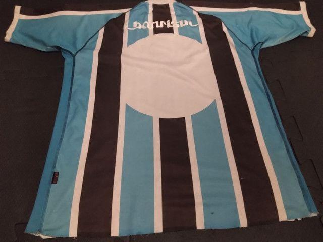Camisas Centenário Grêmio - Foto 2