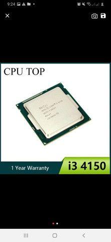 I3 4150 3.5 Hz placa mae 1150