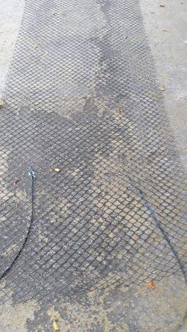 Tela plástica pinteiro de 1,50 rolo com 50 metros por 520 reais  - Foto 2
