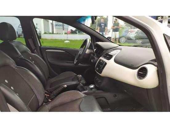Fiat Punto T-JET 1.4 16V Turbo 5p 2013 - Somente Whatsapp - Foto 6