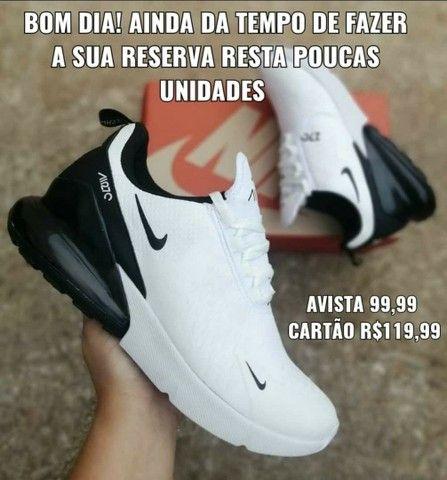 Sapato tênis masculino Nike Márcio confortável ótima qualidade
