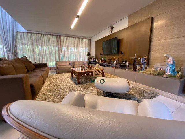 Casa com 4 dormitórios à venda, 650 m² por R$ 4.500.000 - Porto das Dunas - Fortaleza/CE - Foto 15