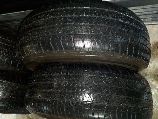 4 Pineus Bridgestone S 10 aro 17 - Foto 4