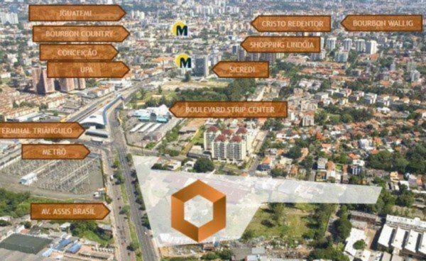 Apartamento à venda com 3 dormitórios em São sebastião, Porto alegre cod:EL56351836 - Foto 5
