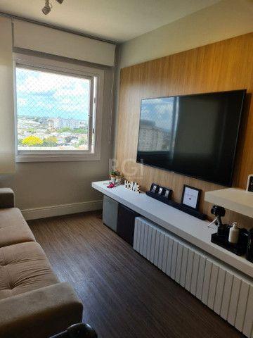Apartamento à venda com 3 dormitórios em São sebastião, Porto alegre cod:LI50879438 - Foto 2