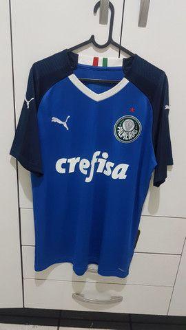 Camisa Puma Palmeiras Goleiro Tamanho P Original