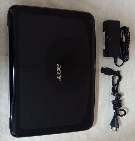 Acer Aspire 4920 com SSD