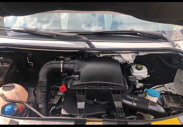 Sprinter Furgão 2.2 313 2018  Longo Teto Alto Muito Nova  Unico Dono C/ 84.000km - Foto 8