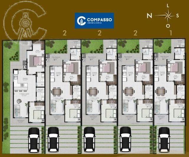 Casa à venda com 1 dormitórios em Jardim das palmeiras, Foz do iguacu cod:0117 - Foto 12