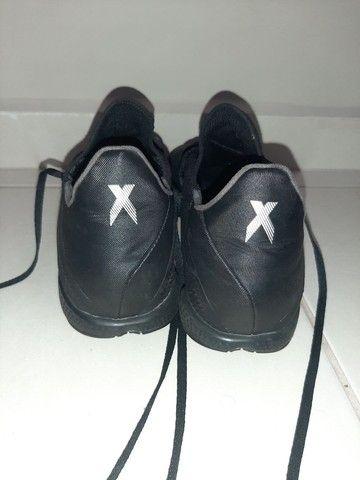 Chuteira Adidas Society x 19 3 Tf Preto<br><br> - Foto 2