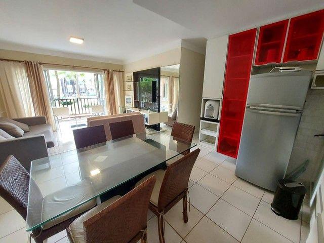 Apartamento Terreo de 3 quartos Pé na Areia Beach Living Porto das Dunas - Foto 19