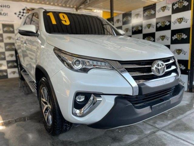Toyota hilux sw4 2019 2.8 srx 4x4 7 lugares 16v turbo intercooler diesel 4p automÁtico - Foto 2