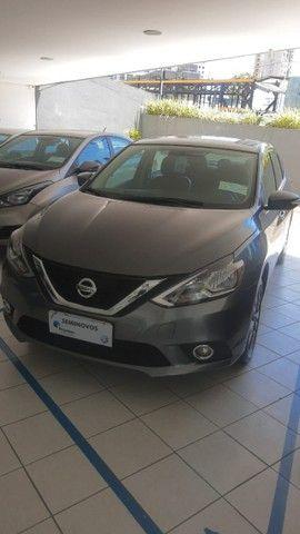 Nissan Sentra 2.0 SV Aut CVT 2019 - Foto 4