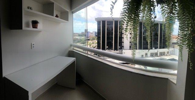 Vendo lindo apto de 46m2 todo mobiliado e reformado por R$ 140 mil - Foto 2