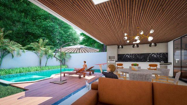 Casa Térrea Jardins Paris, 324 m², 04 Suites com master nova entrega em outubro - Foto 13