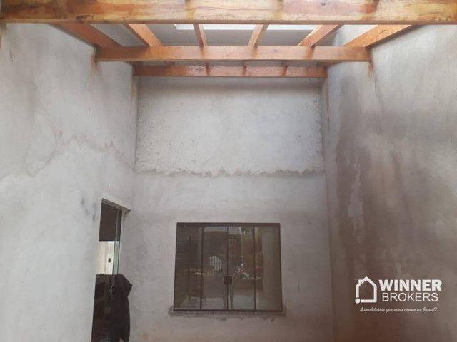 Casa com 2 dormitórios à venda, 55 m² por R$ 168.000,00 - Italia - Marialva/PR - Foto 3