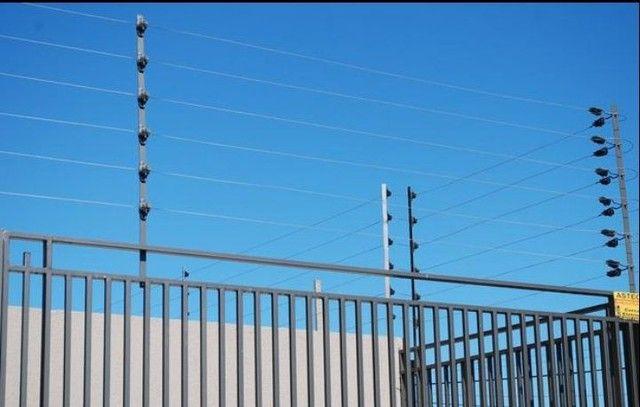 Cercas elétricas,para segurança da sua residência ou comércio