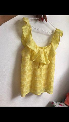 Qualquer blusa R$20,00 - Foto 2