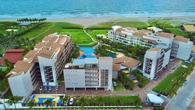 Apartamento Terreo de 3 quartos Pé na Areia Beach Living Porto das Dunas - Foto 13
